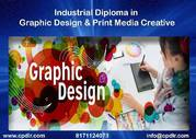 Industrial Diploma in Graphic Design & Print Media Creative