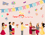 Surprise Birthday Parties in Hyderabad